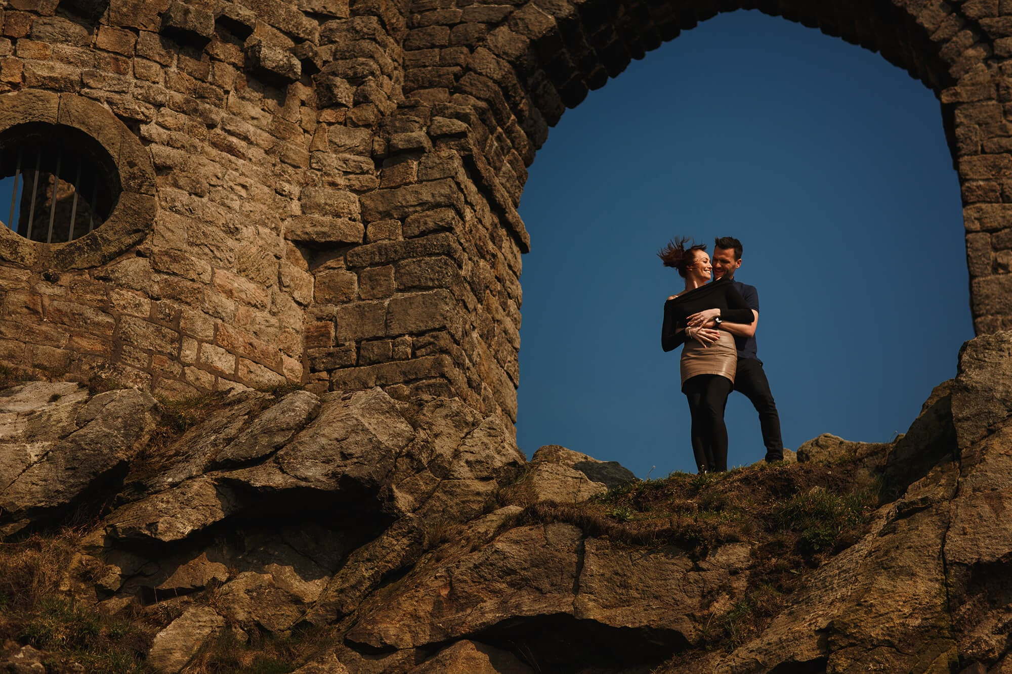 Mow Cop Castle Shoot