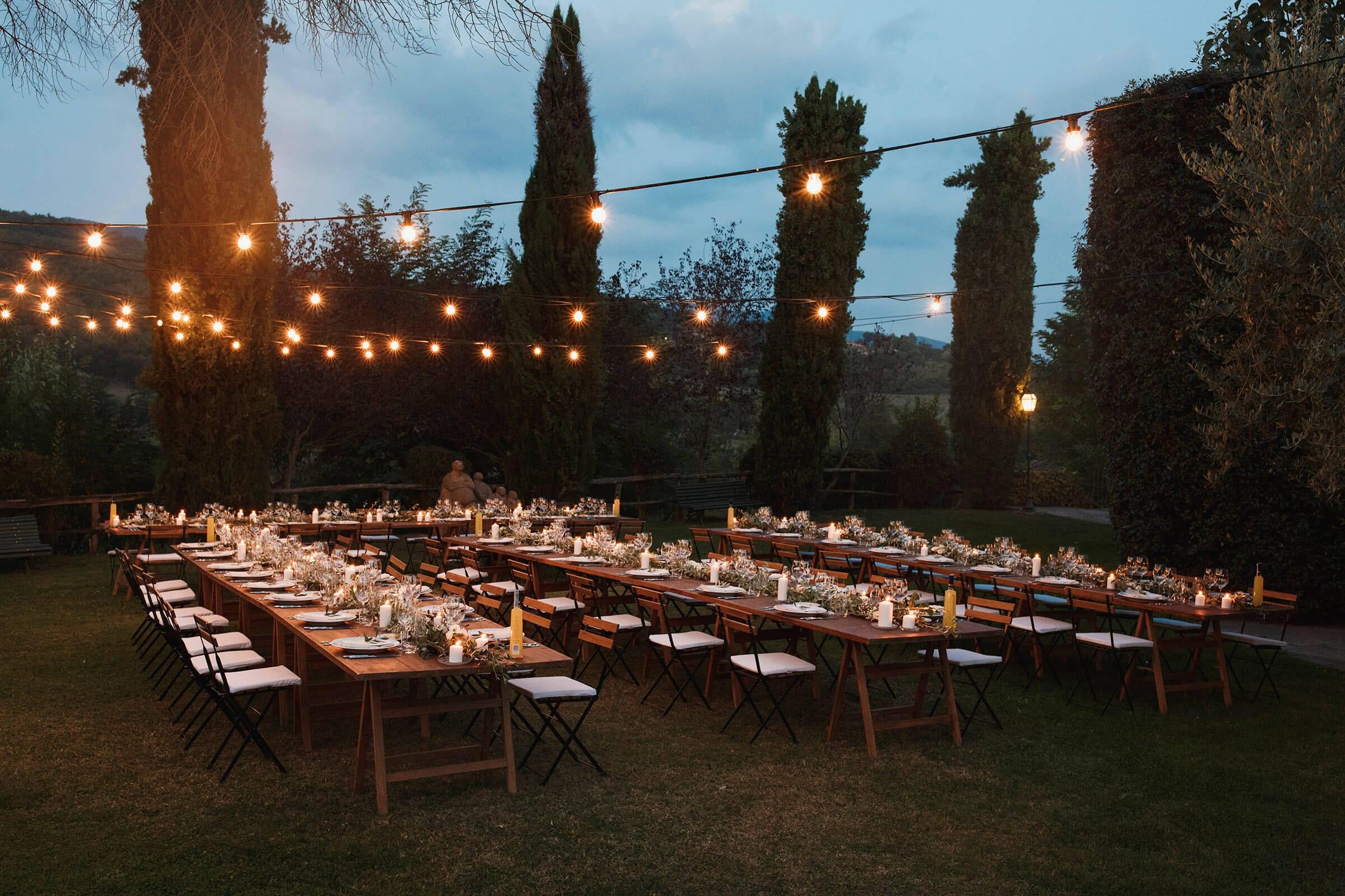Borgo Corsignano Tuscany