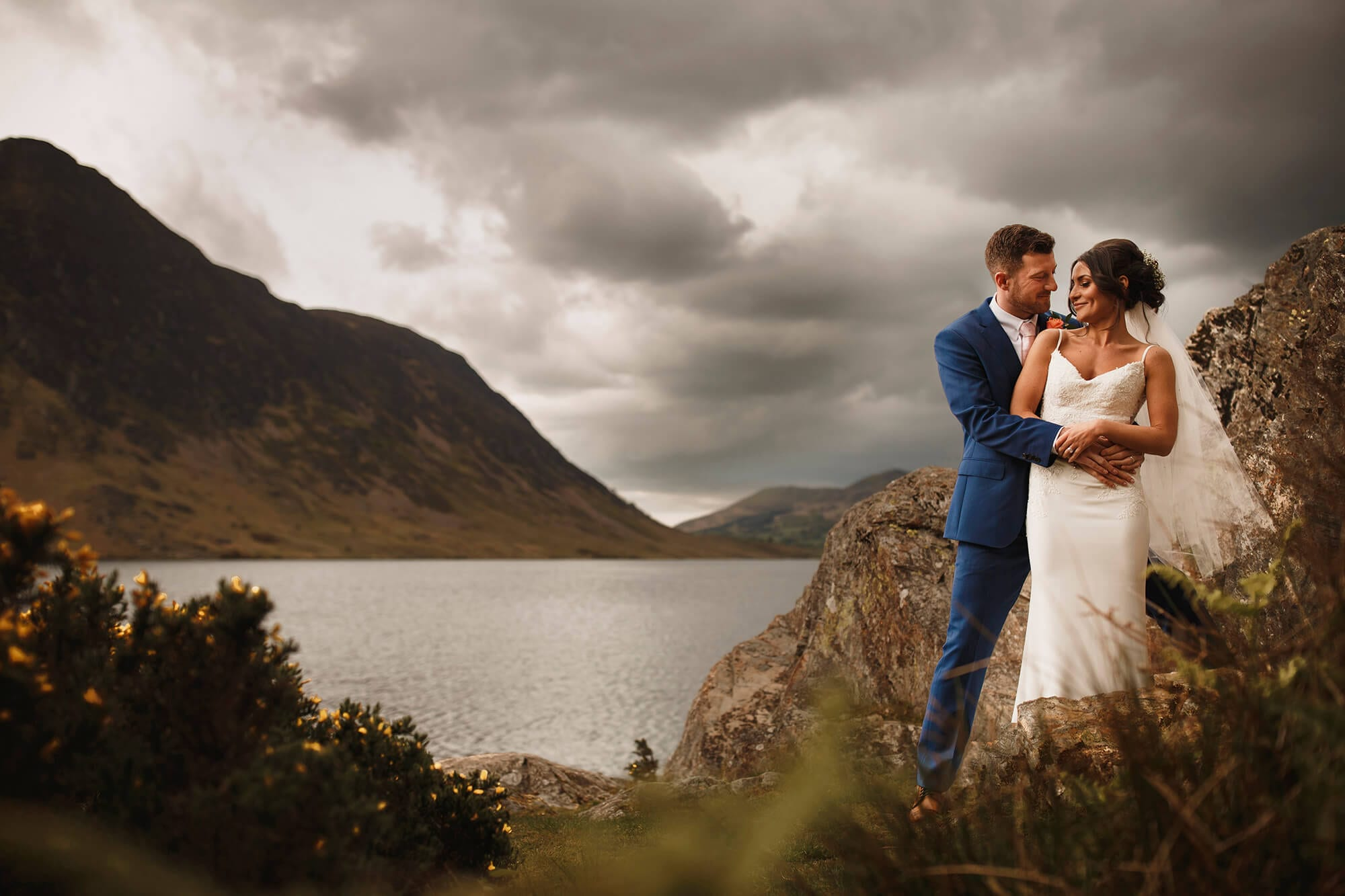 Lake District Wedding Photos