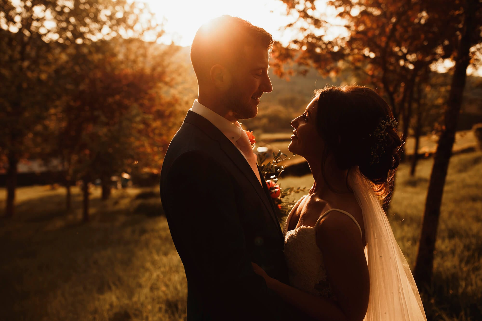 wedding photographers photo in the lake district