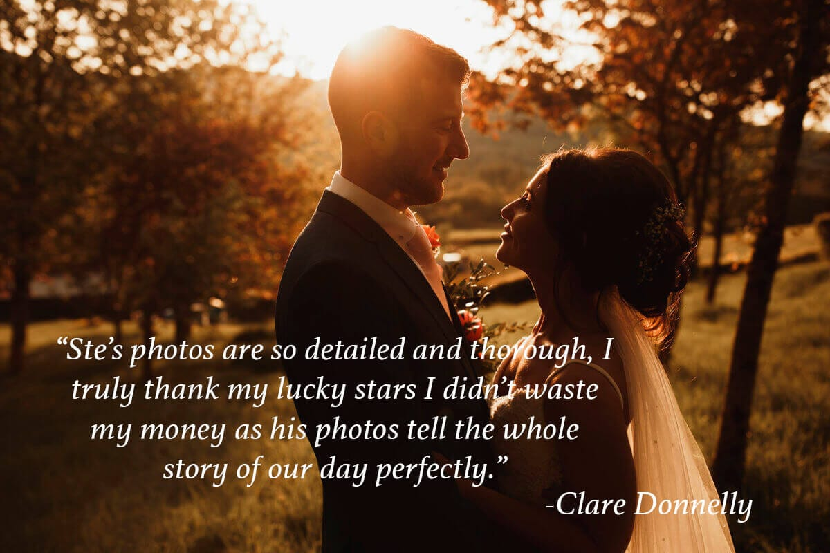 Lake District bride review