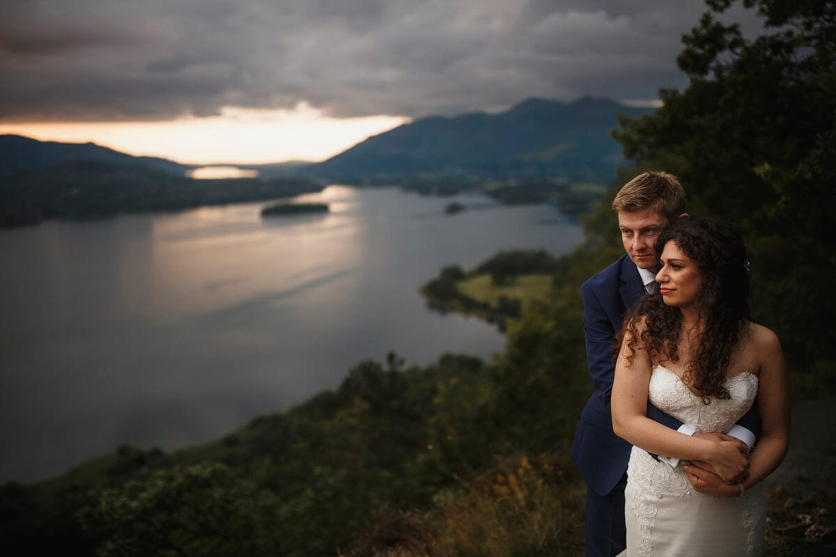 Lodore Falls Wedding Photographer