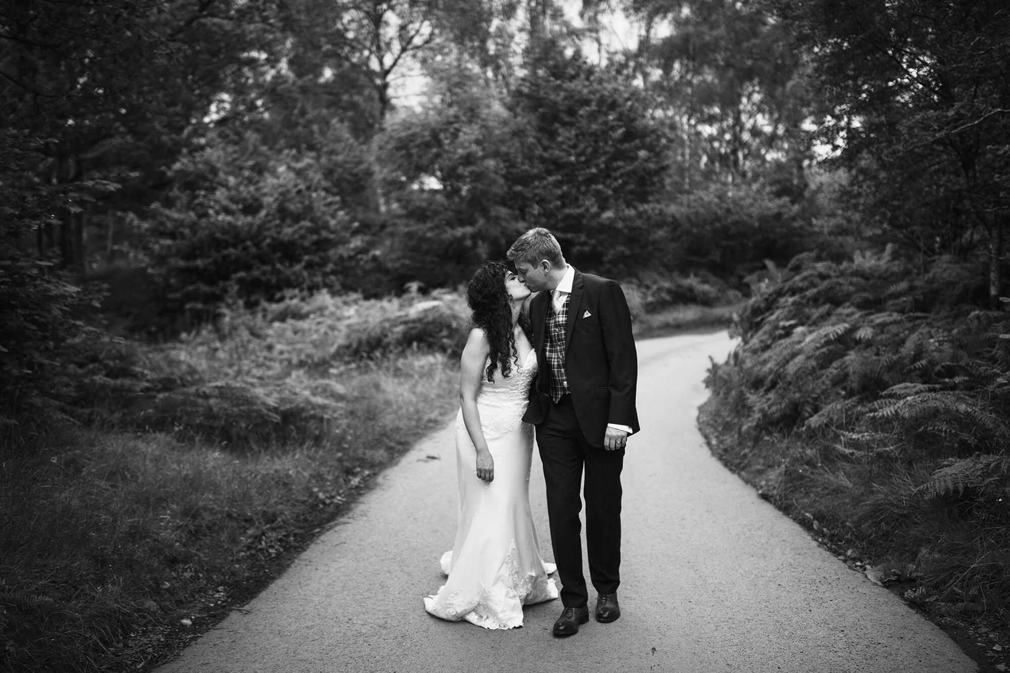 Lodore Falls Wedding Walk