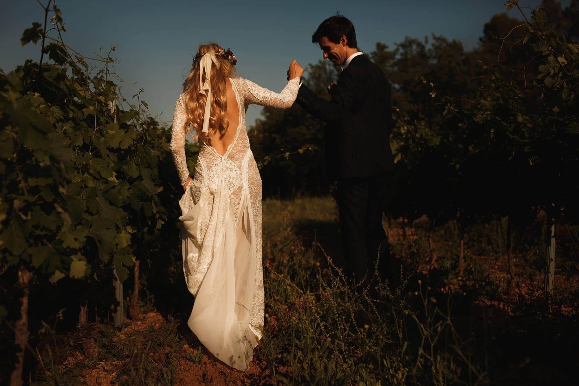 Villa Eva Bride