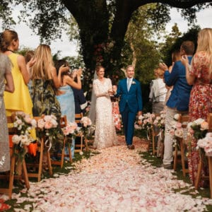 Luxury Floral Wedding In The Cotswolds