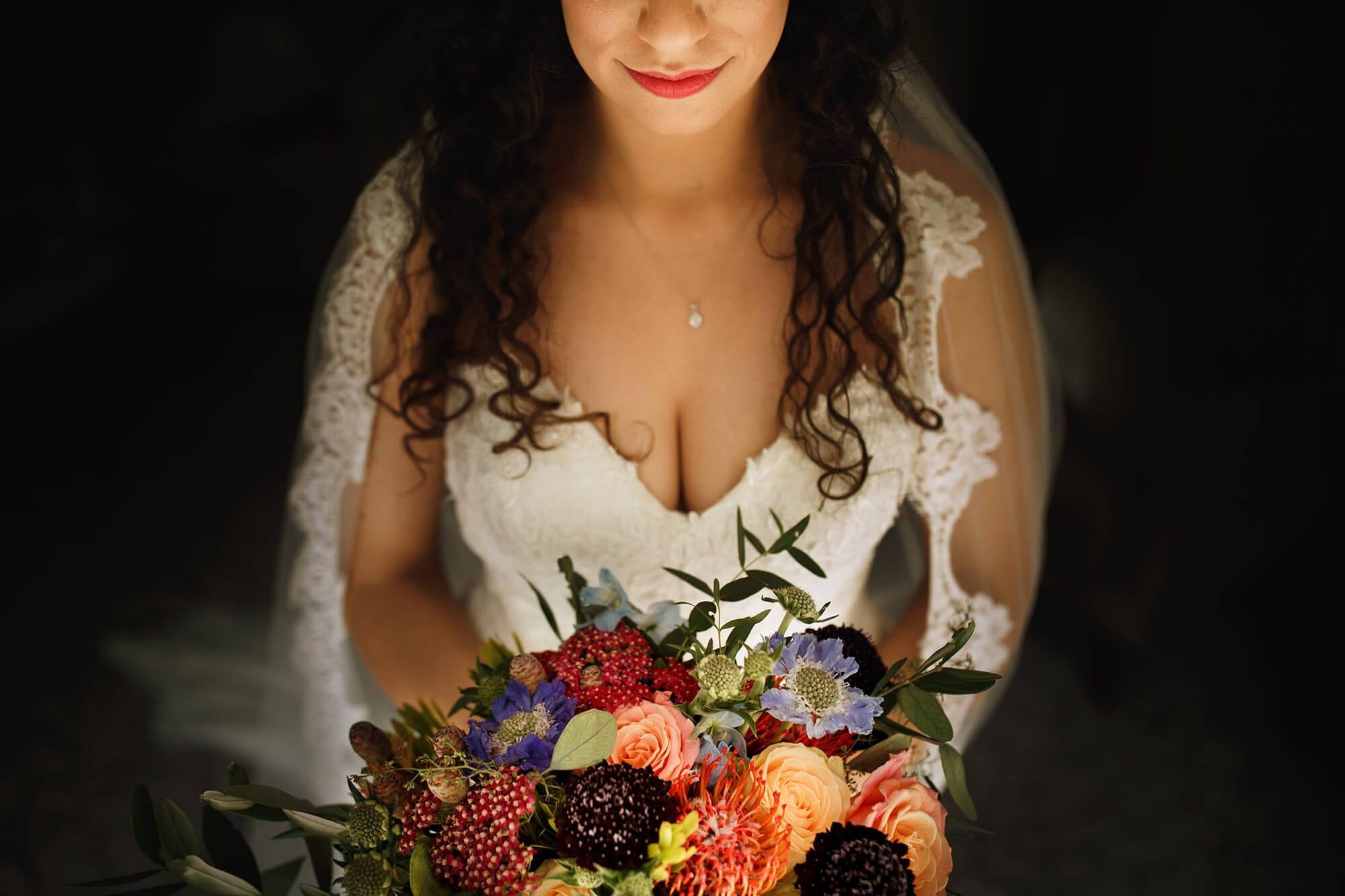 Cumbrian Wedding At Lodore Falls