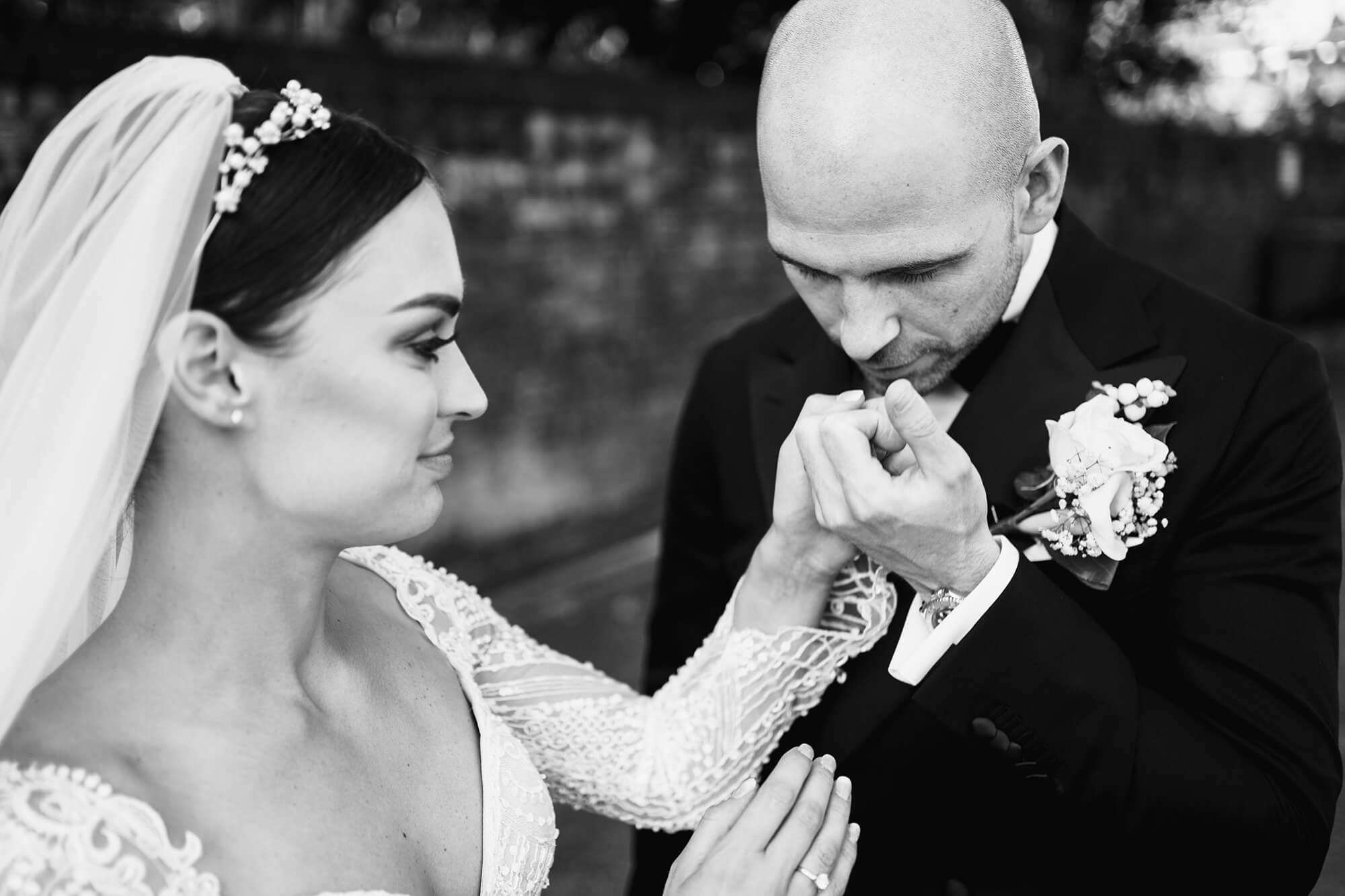 Calcot Spa Wedding Photographer