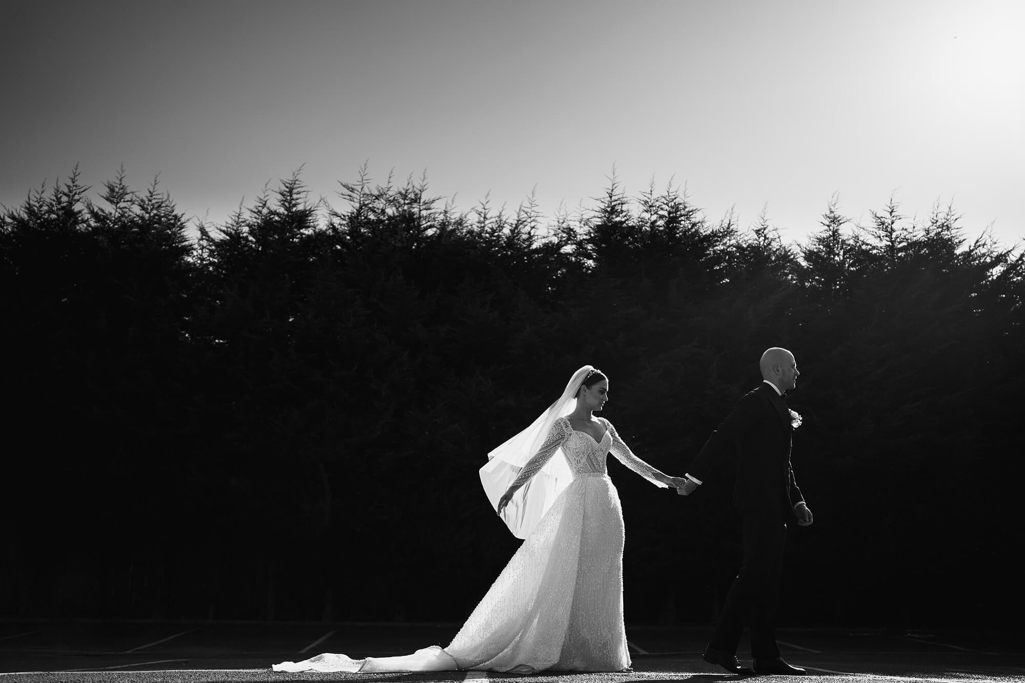 Creative Barcelona Wedding Photographer