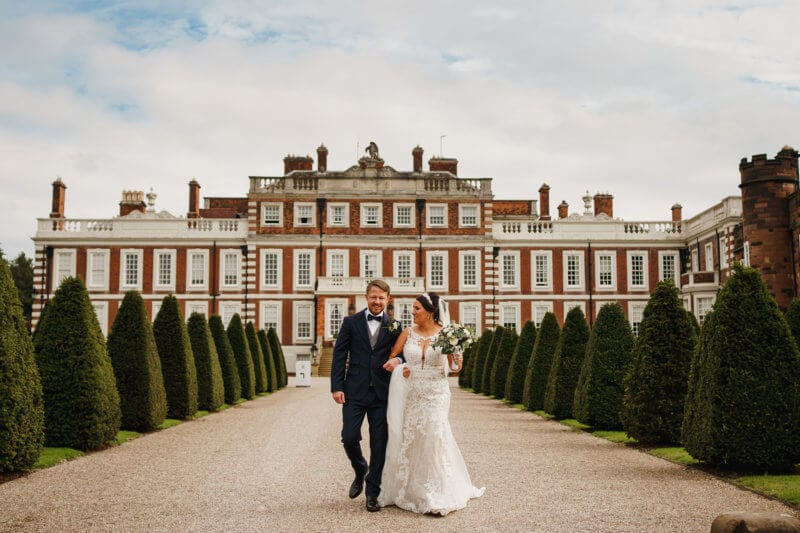Autumn Wedding At Knowsley Hall