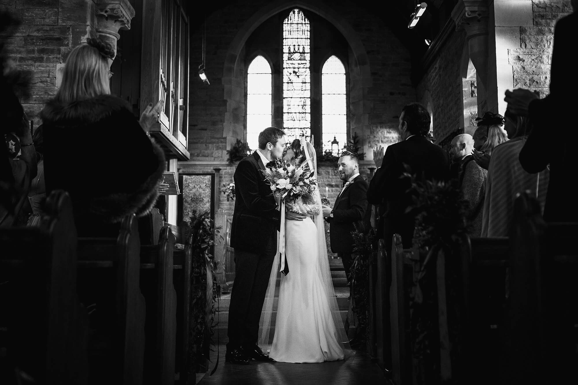 St Mary and St John's Church Wedding Ceremony
