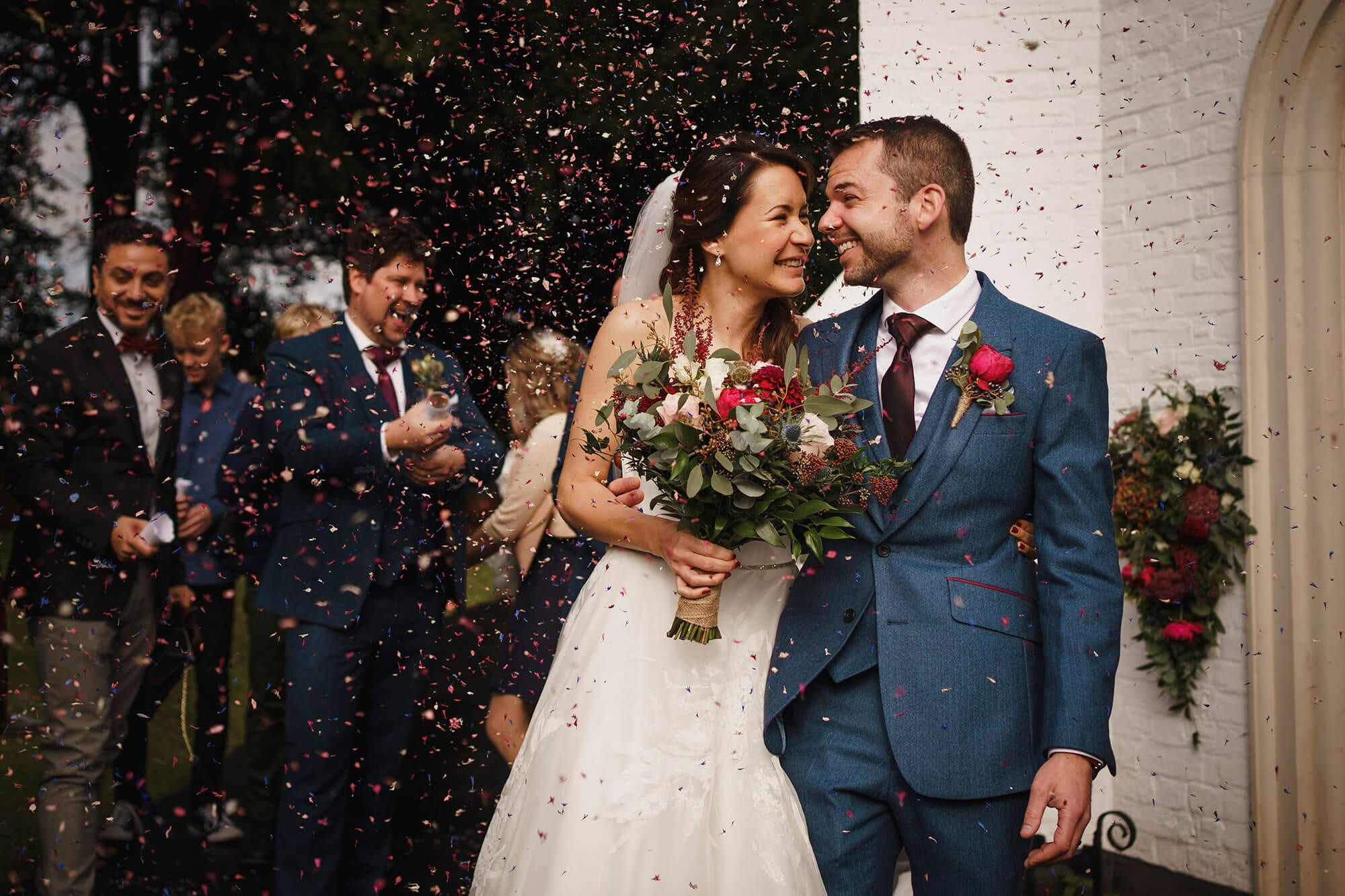 Oakwood At Ryther Wedding Photography