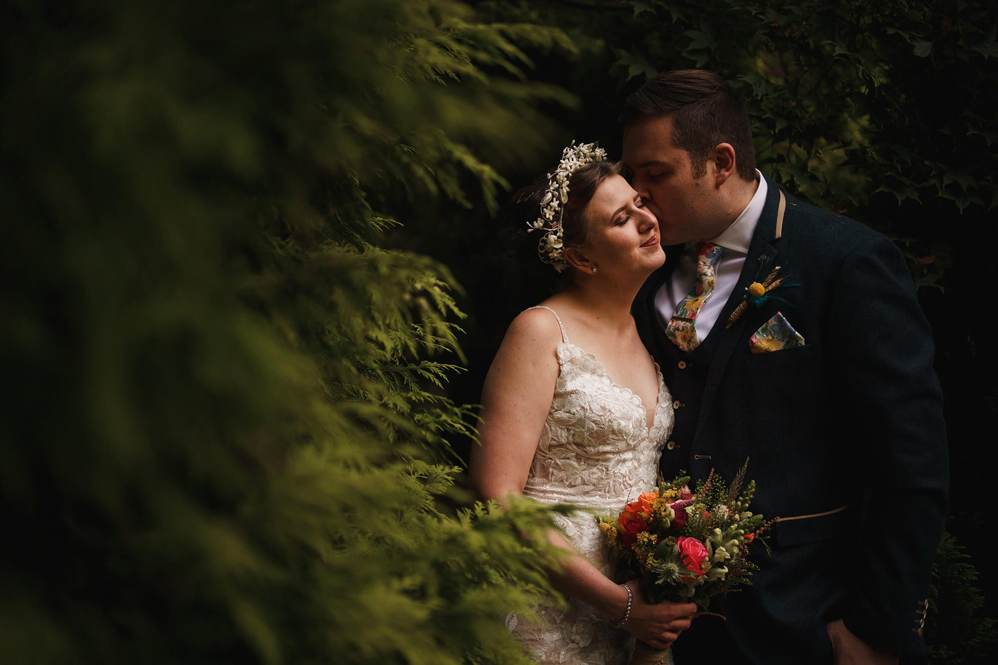 Newburgh Priory Wedding Photos