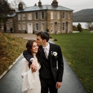 Winter Wedding At Silverholme Manor
