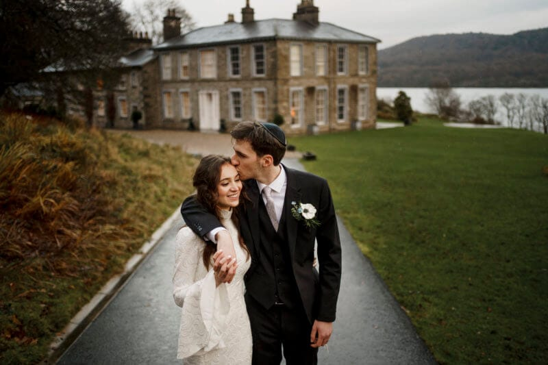Winter Wedding At Silverholme Manor