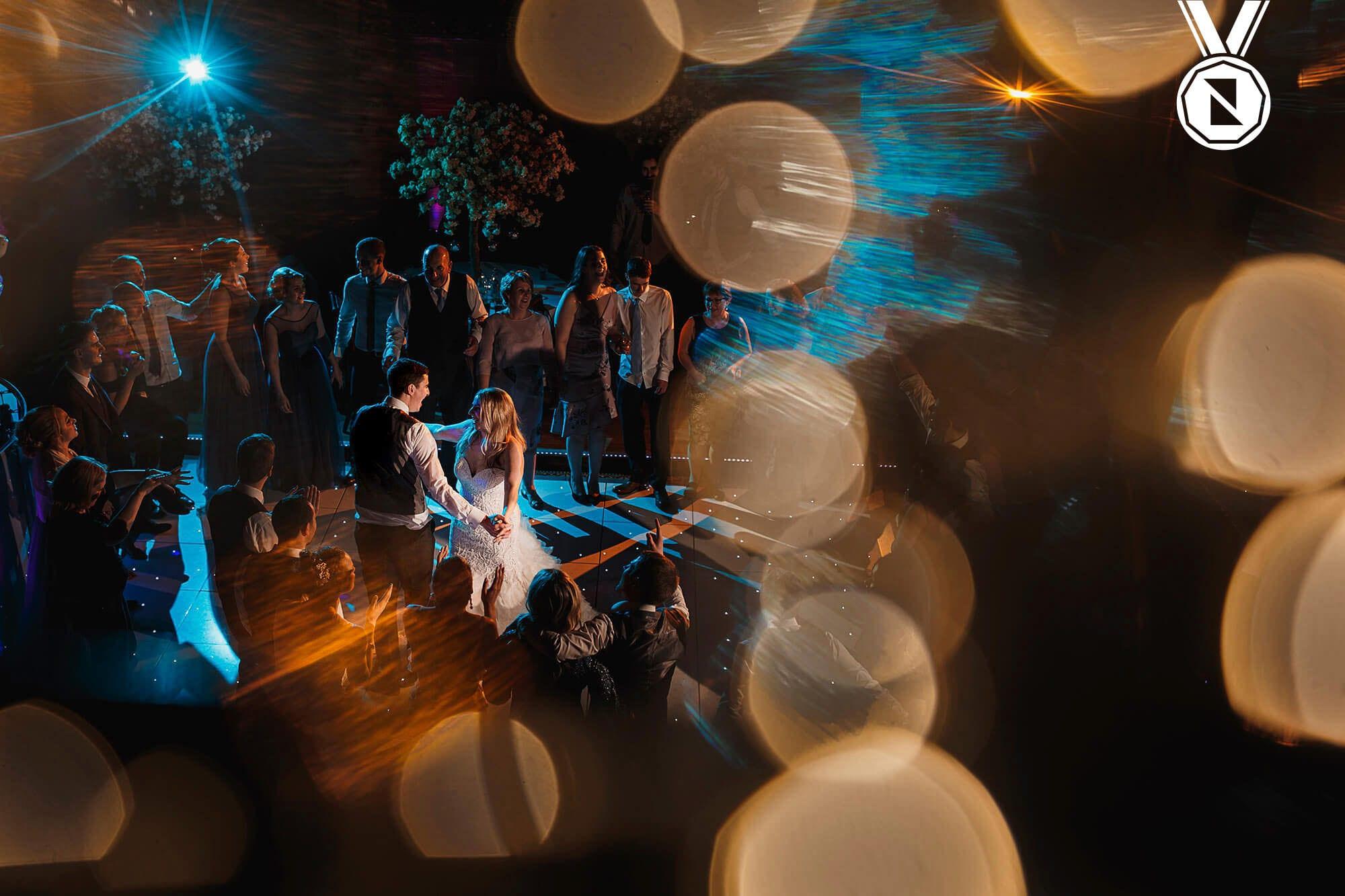 Peckforton Castle Wedding Photo Award
