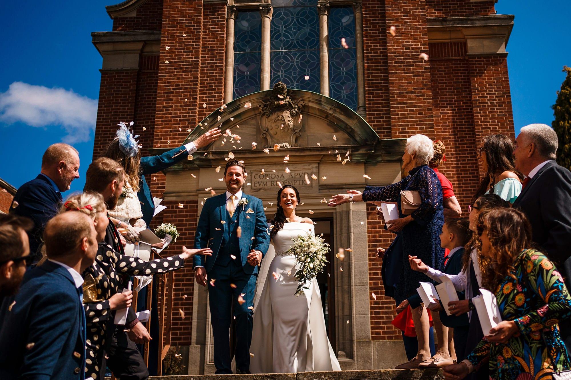 Hawkstone Hall Wedding Chapel