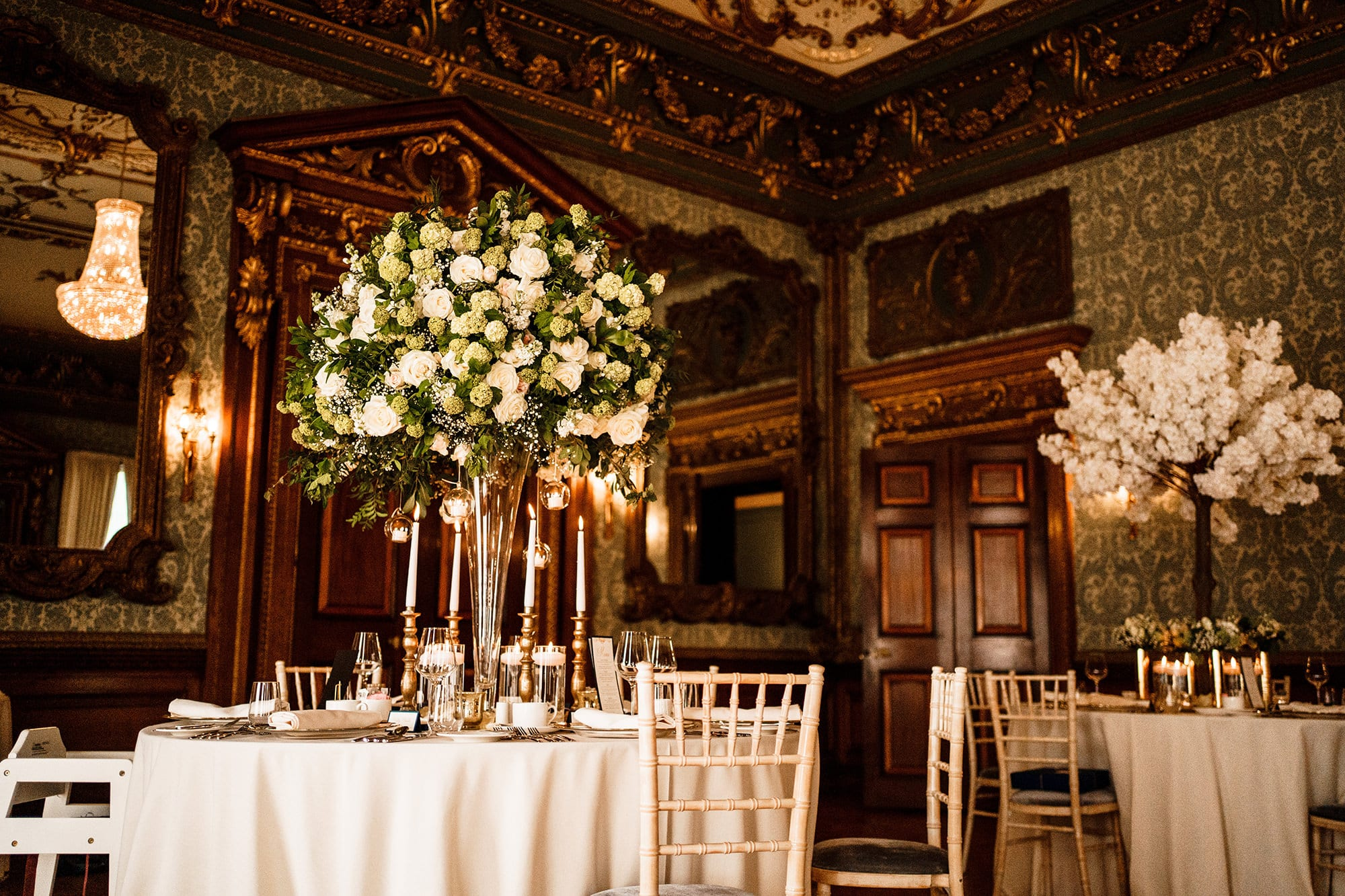 Hawkstone Hall Wedding